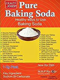 Pure Baking Soda,sodium bicarbonate 1 kg pack