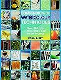 #5: Compendium of Watercolour Techniques: 200 Tips, Techniques and Trade Secrets