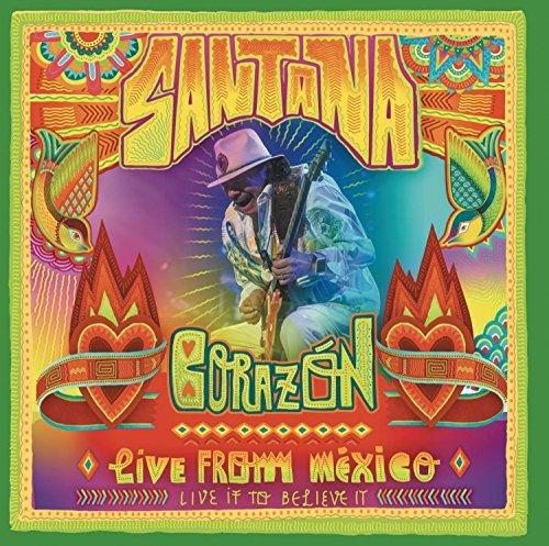 Santana - Corazón: Live From Mexico (+ Audio-CD) [2 DVDs] (Corazon De)