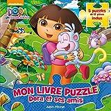 Image de Dora et ses amis, mon livre puzzle
