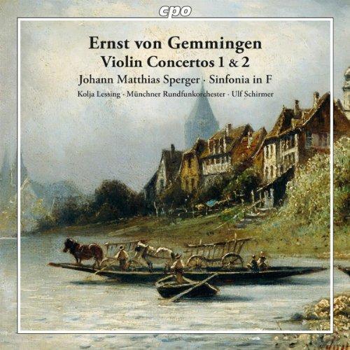 Ernst von Gemmingen: Violin Concertos 1 & 2