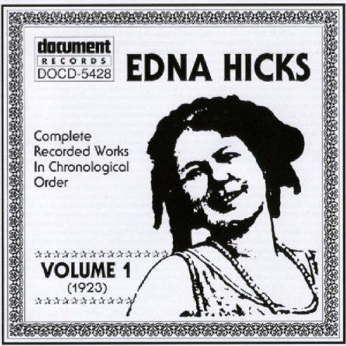 Complete Recorded Works, Vol. 1 by Edna Hicks/Hazel Meyers/Laura Smith (1997-12-04) (Smith Hazel)