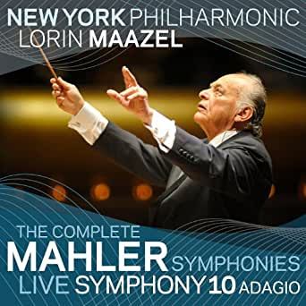 Symphony no 10 i adagio by lorin maazel new york for Adagio new york