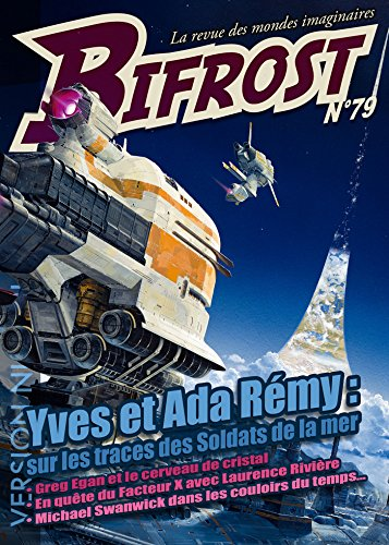 Bifrost n° 79: Dossier Yves & Ada Rémy