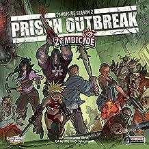 Asterion 8432 - Zombicide Prison Outbreak, Edizione Italiana