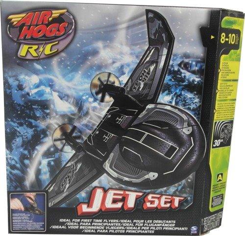 Imagen principal de Air Hogs 6017157 - Helicóptero teledirigido Jet Set