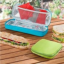 Bolsa isotérmica para conservar bocadillos y sandwiches frescos