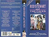 Rod Stewart And The Faces ?? Video Biography (VHS)