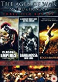 Ages of War: Sword and Honour (Clash of Empires, Barbarossa: Seige Lord, Edge of the Empire) [3 DVDs] [UK Import]