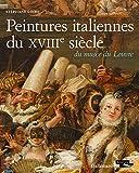 Peintures italiennes du XVIIIᵉ siècle du musée du Louvre