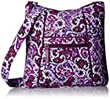 Best Vera Bradley Lilacs - Vera Bradley Hipster-Signature, Lilac Paisley Review