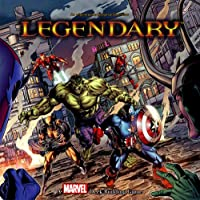 ADC Blackfire Entertainment UD80366 - Legendary: A Marvel Deck Building Game - Englisch, Kartenspiel