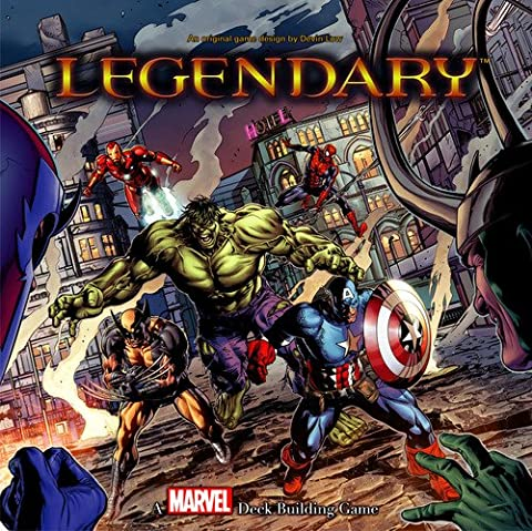 Marvel Legendary - Deck Building Game