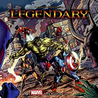 Upperdeck Entertainment Marvel Legendary Jeu de Construction de Terrasse - Version Anglaise (B00A4KHEK0) | Amazon price tracker / tracking, Amazon price history charts, Amazon price watches, Amazon price drop alerts