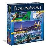 Clementoni - Puzzle mania kit (39277)
