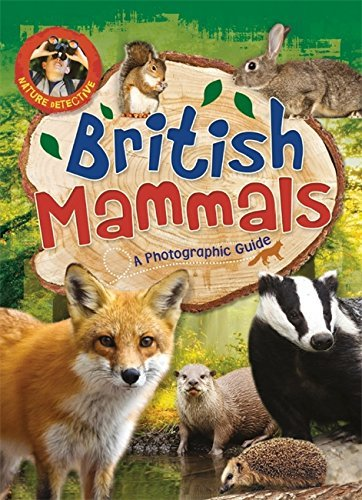 Nature Detective: British Mammals by Munson, Victoria (April 24, 2014) Paperback