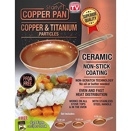 Starlyf® Copper Pan