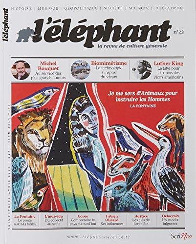l'éléphant - la revue de culture générale - numéro 22 (22)