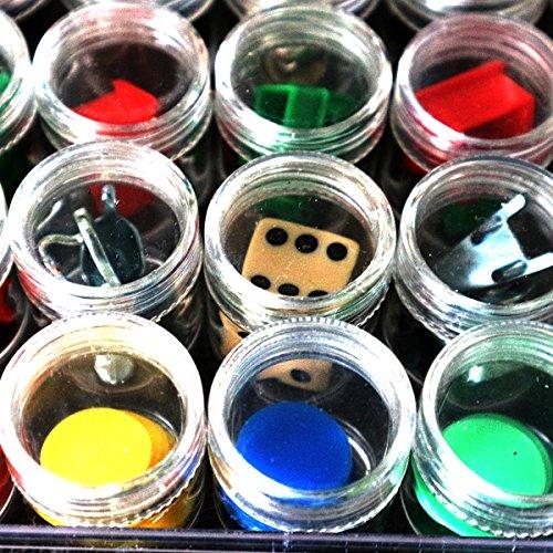 Zoom IMG-3 2 confezioni 60 pezzi organizer