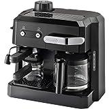 ديلونجي ماكينة تحضير قهوة متعددة الاستعمال - BCO320-BK, اسود