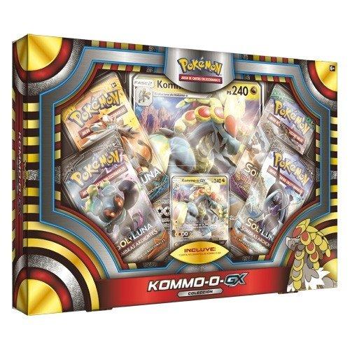 Pokèmon Caja colección Komm-o GX (POGX1705)
