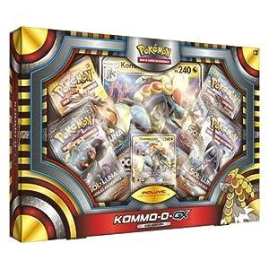 Pokémon - Caja colección Kommo-o GX (POGX1705)