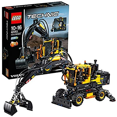 LEGO 42054 Technic CLAAS XERION 5000 TRAC VC Building Set