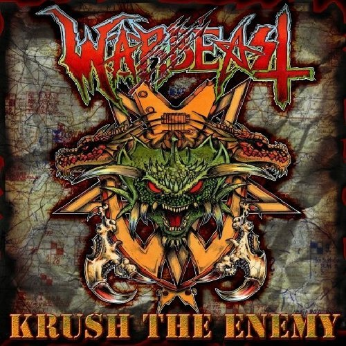 Krush The Enemy by Warbeast (2010-04-27)