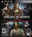 Cheapest Deadliest Warrior  Ancient Combat on PlayStation 3