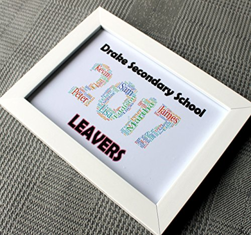 madeat94-secondary-school-leavers-gifts-frame-personalised-graduation-prom-2017-wordart