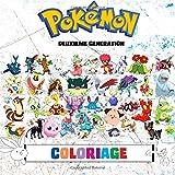 Pokémon Coloriage - Deuxième Génération: 100 Pages à Colorier! Livre de coloriage impressionnant qui contient tous les Pokémon de la Deuxième Boy: Pokémon Versions Or, Argent et Cristal.