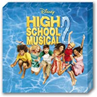 GB occhio Ltd, High School Musical, Album, bambini tela (30x30cm) VCA004