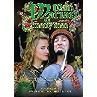 Maid Marian and her Merry Men - The Complete BBC TV Series 1-4 Limited Edition