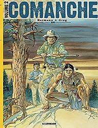 L'intégrale Comanche, tome 2