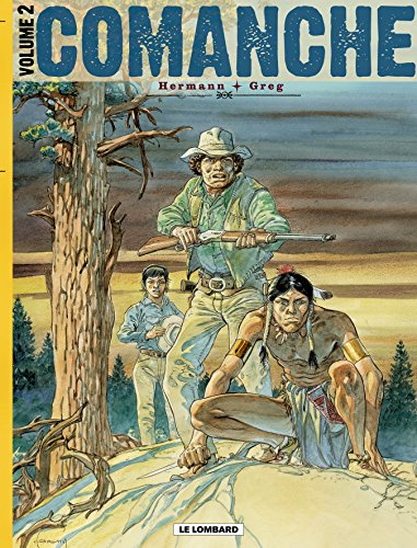 L'intégrale Comanche, tome 2 par GREG