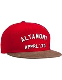 Altamont Herren Cap Qualifier Snapback,  3140000322