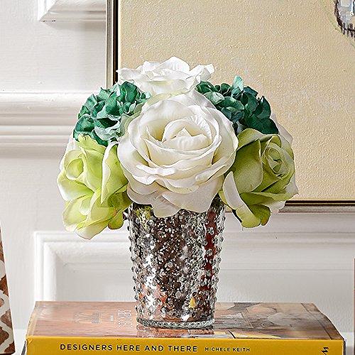Beata.T Le camere sono decorate soggiorno sala da tabelle di seta fiori fiori artificiali Kit generale ornamenti, Luo