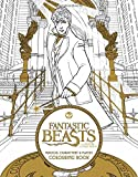 Fantastic Beasts and Where to Find Them: Magical Characters and Places Colouring Book (Fantastic Beasts Colouring Bks)