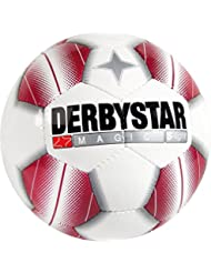 Derbystar Magic S Light Ballon de football Blanc/Rouge