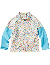 Splash About Girls' Rash Long Sleeves Top