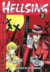 Hellsing Volume 2 (Hellsing (Paperback))