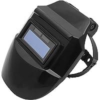 MagiDeal Masque Casque de Soudage Automatique Solaire pour Soudure à Arc Conformément à Norme - Noir, automatique
