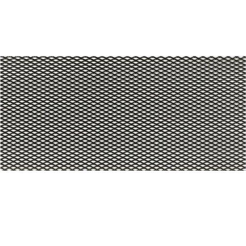 Alpin 73467 Racing Aluminium Grill, schwarz