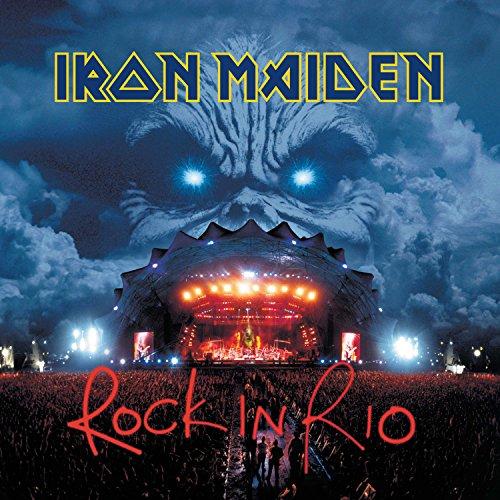 Rock in Rio [Digipack] (Iron Maiden Rio)