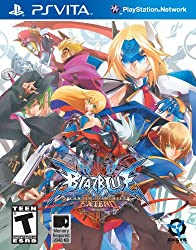 BlazBlue: Continuum Shift Extend - Standard Edition (PS Vita)