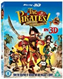 The Pirates! In an Adventure with Scientists (Blu-ray 3D) [2012] [Region Free]