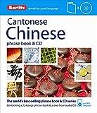 Berlitz Language: Cantonese Chinese Phrase Book & CD (Berlitz Phrase Book & CD)