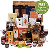 The Luxury Food Hamper - Family Hampers and Traditional Gift Baskets