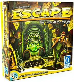 "Queen Games 60903 - ""Escape: The Curse of the Temple"" (B00720I7TC) | Amazon price tracker / tracking, Amazon price history charts, Amazon price watches, Amazon price drop alerts"