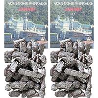 Trimontium GWR04-P2 Räucherwerk - Griechischer Weihrauch Stücke Lemone 2 x 25 g zum Räuchern auf Kohle oder Sieb preisvergleich bei billige-tabletten.eu